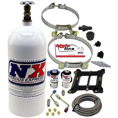 Zestaw nitro MAINLINE EFI (50-100-150HP) 4.5L - GRUBYGARAGE - Sklep Tuningowy